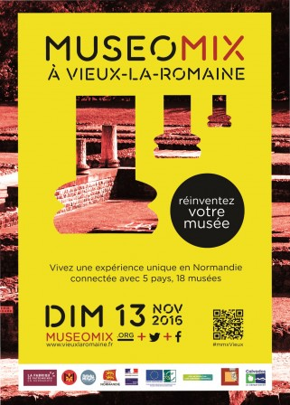 Museomix Normandie